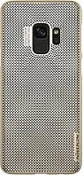 Чехол Nillkin Air для Samsung Galaxy S9 SMG960 Gold, КОД: 133051