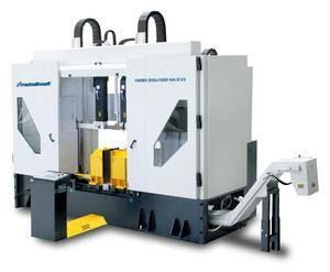 HMBS 850 x 1000 HA X-VS – Полуавтоматический ленточнопильный станок колонного типа