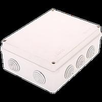 Коробка распред. 200х155х70 IP44 наруж. с рез ТМ Green Vision