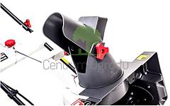 Електричний снігоприбирач WINDERS 2000 W NAC YT 6601-02 45 см, фото 3