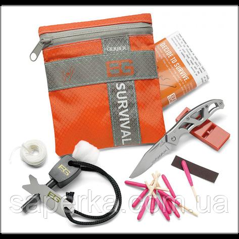 Набор для выживания Gerber Bear Grylls Survival Basic Kit , фото 2