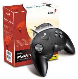 Игровой манипулятор (джойстик) Genius MAX FIRE G-08 XU USB, фото 2
