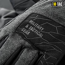 Перчатки зимние Extreme Tactical серые, фото 3