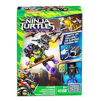 "Конструктор Донателло ""Супер трюки"", 40 дет. - Donatello, Drone Pursuit, TMNT, Mega Bloks"