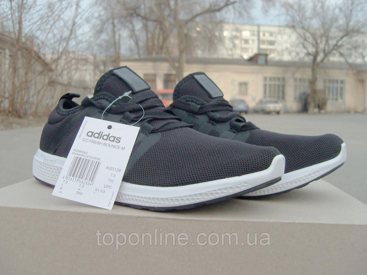27e9826a08c3df Кроссовки Adidas Fresh Bounce черно-белые. 1 050 грн. Заканчивается. Купить