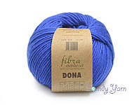 FibraNatura Dona, Синий_№106-21