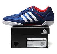 Мужские кроссовки Adidas Rubber Master 03M | Адидас рубер мастер 03М синие