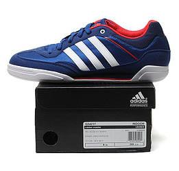 Мужские кроссовки Adidas Rubber Master 03M | Адидас рубер мастер 03М оригинал синие
