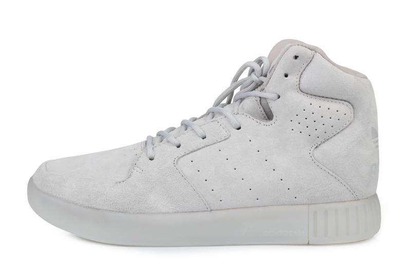 d1738a85 Мужские кроссовки Adidas Originals Tubular Invader Strap 2.0 Grey | Адидас  серые - Интернет магазин InHype