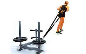Сани тренировочные для кроссфита SLED CF6236 Распродажа!