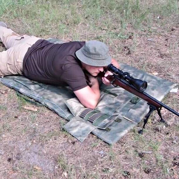 Чехол - каремат снайперский MAX-SV - 4100-1