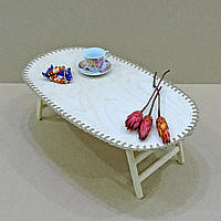 Столик-поднос для завтрака Вайоминг 04 без отделки