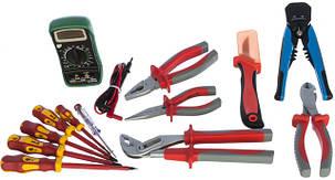 Инструмент, приборы, радиодетали