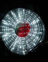Гирлянда уличная лента светодиодная белая (LED) 10 м. с контроллером, фото 1