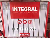 Радиатор алюминиевый INTEGRAL 500/76, фото 1