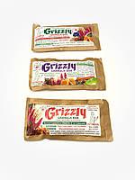 Батончики гранола «Grizzly granola bars»