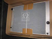 Радиатор охлаждения BMW 5,7(AT, +A/C)(TEMPEST), TP.151060763