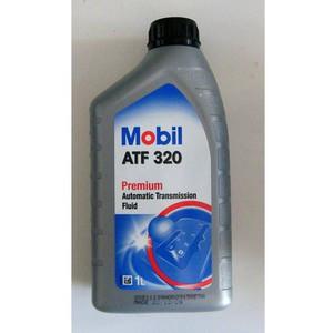 Жидкость гидроусилителя Mobil ATF 320, тара 1 л