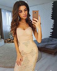 Костюм топ+юбка , фото 3