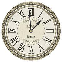 Настенные часы круглые London 1890 36 см (CHR_K_15M047)