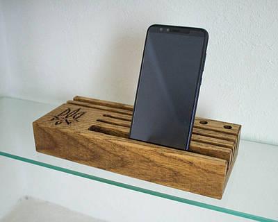 Подставка-органайзер для телефона