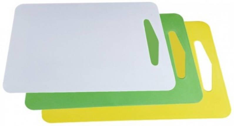 Доска разделочная пластиковая 21*33 см Empire М-2505, фото 2