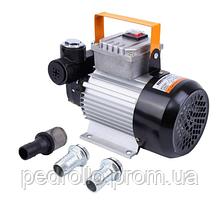 Насос для перекачки ДТ 220В  REWOLT 60 л/мин