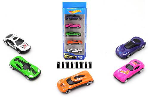 Набор моделек Hot Wheels (5 штук)