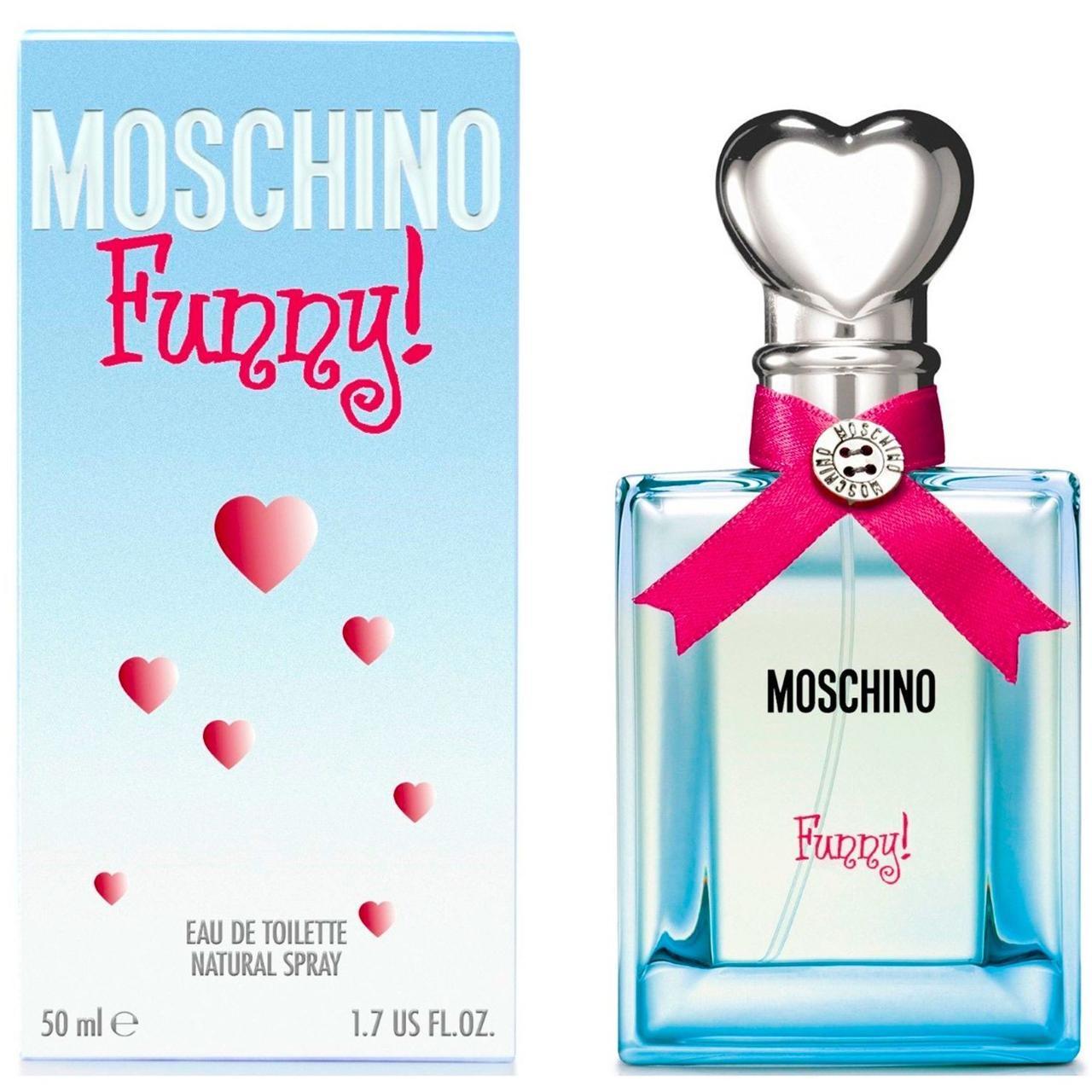 Женский аромат Moschino Funny