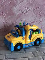 Машинка - конструктор с шуруповёртом, фото 1