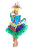 Детский карнавальный костюм для девочки Хлопушка 116-134р, фото 2