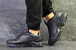 Зимние кроссовки Nike Air Max Tn (темно синие), фото 5