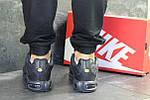 Зимние кроссовки Nike Air Max Tn (темно синие), фото 4