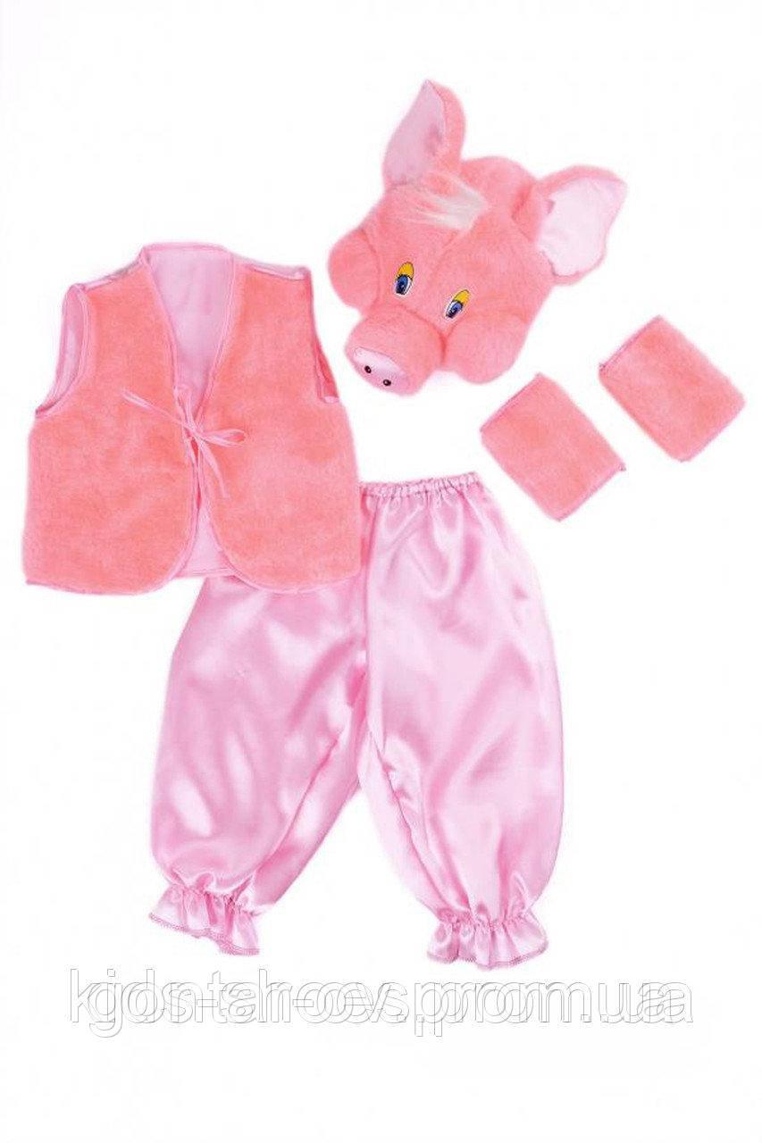 Карнавальный костюм поросёнка свинки