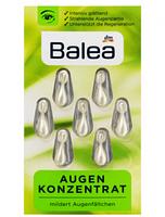 Balea Augen Konzentrat - Концентрат для кожи вокруг глаз, 7 капсул, фото 1