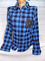 Рубашка женская 10605 оптом