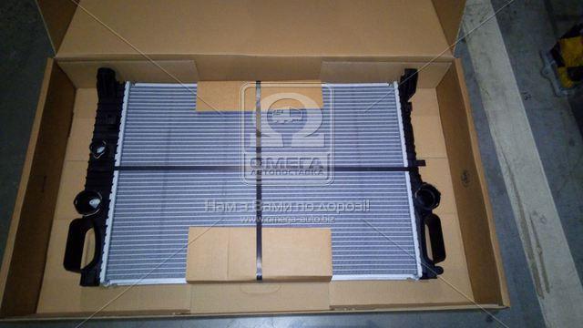 Радиатор охлаждения MERCEDES E-CLASS W 211 (02-) (пр-во Nissens), 62796A