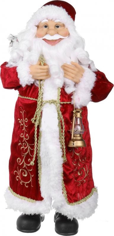Дед Мороз красный 60 см