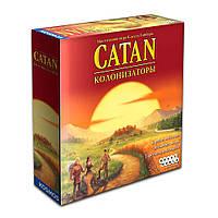 Колонизаторы: Catan. Настольная игра. Стратегия. Hobby World