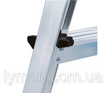 Стрем'янка DRABEST 8-ступінчаста двостороння алюмініва, фото 2