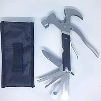 Инструмент Мультитул компактный набор для дома Tac Tool 18 in 1 в Чехле