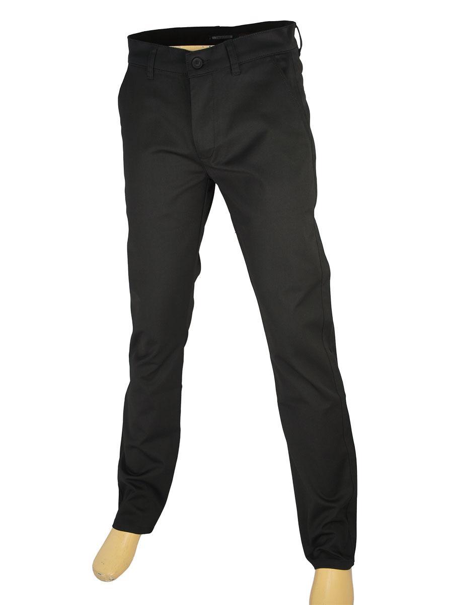 Чорні чоловічі джинси Cen-cor CNC-1288 D-100 Туреччина