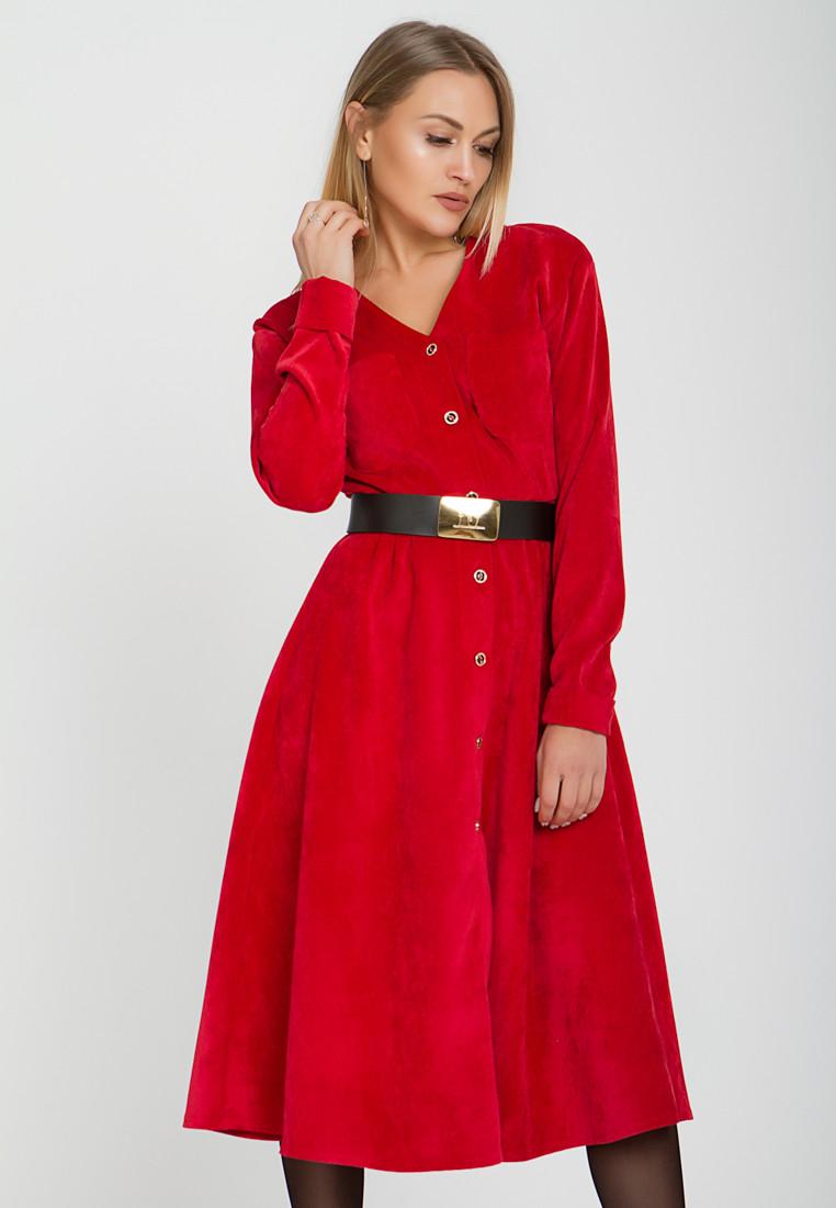 Платье LiLove 1139-1 42-44 красный