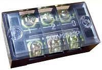 Клеммный блок ТВ - 2503 (Imax-25A, Umax-600V, 3 клеммных пары) (А)