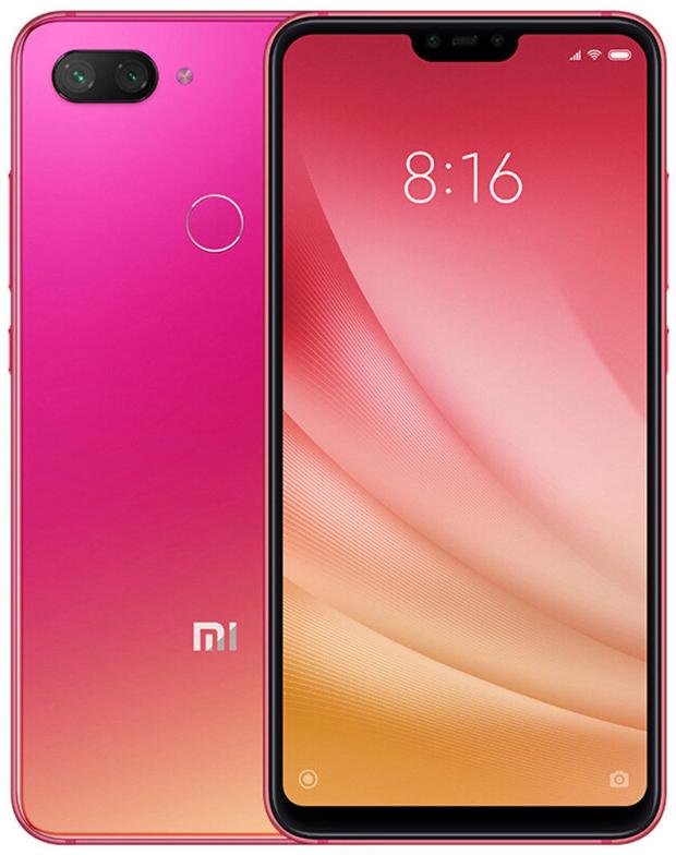 "Xiaomi Mi8 Lite Twilight Gold 4/64 Gb, 6.26"", Snapdragon 660, 3G, 4G (Global)"