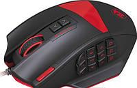 Миша Redragon Foxbat USB Black/Red