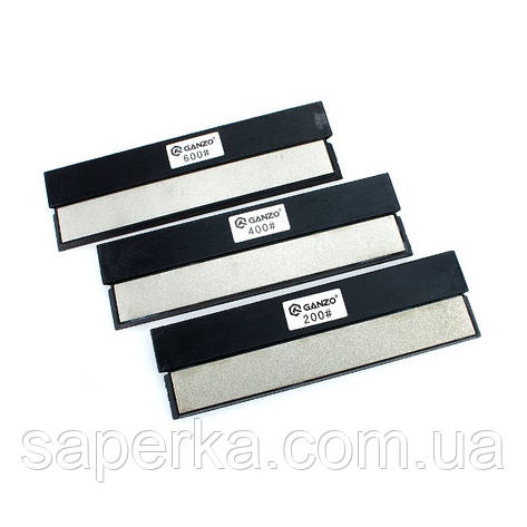 Дополнительный алмазный камень D200 для точилок, 200 grit, фото 2