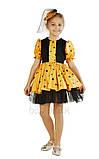 Детский карнавальный костюм для девочки  Звездочка в шляпке 110-128р, фото 2