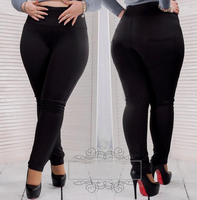9f3cf00c Модные теплые женские черные лосины на флисе с карманами сзади леггинсы