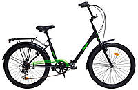 Велосипед Aist Smart 24 2.1 Складной Shimano, фото 1